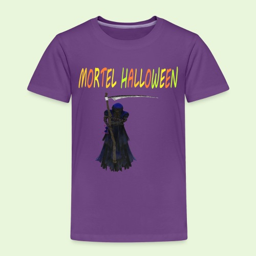 Mortel Halloween - T-shirt Premium Enfant