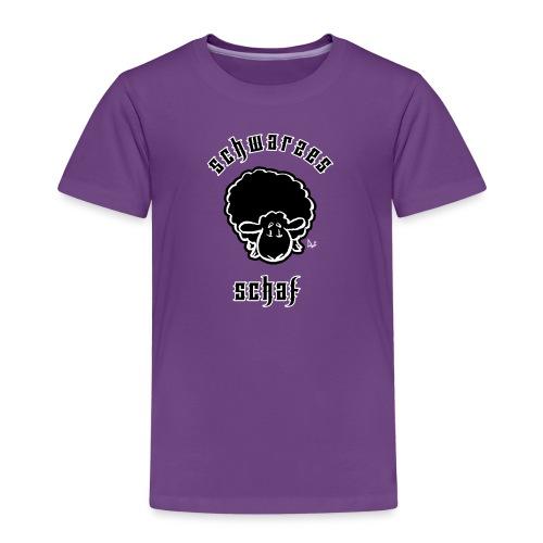 Schwarzes Schaf (Black Sheep) - Kids' Premium T-Shirt