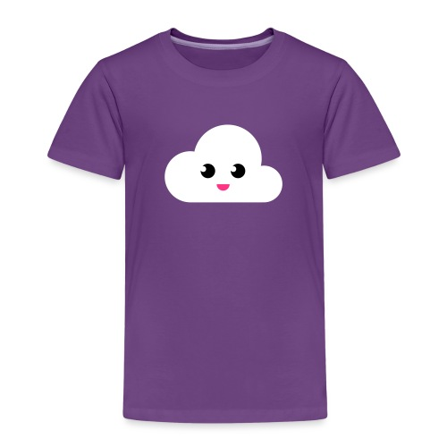 Cloudy - Kinder Premium T-Shirt