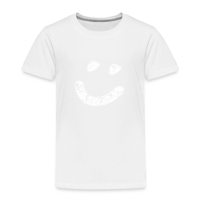Smiley vintage weiss png