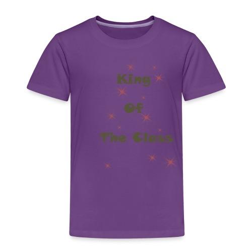 king of the class - T-shirt Premium Enfant