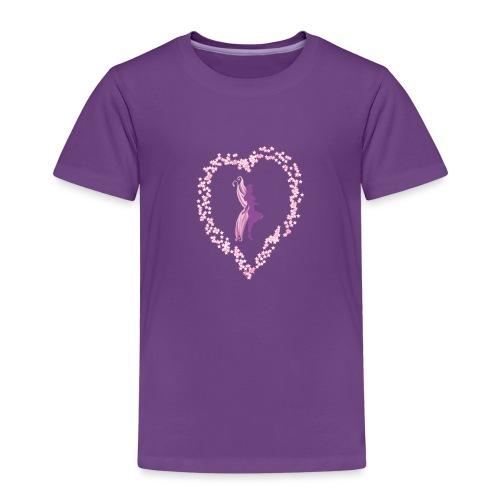 coeur de fée - T-shirt Premium Enfant