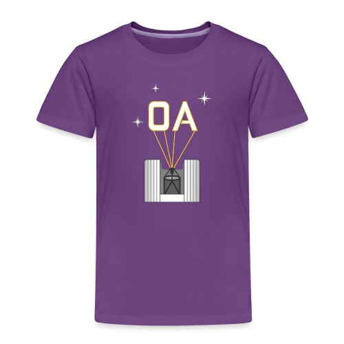 Adaptive Optics (OA) - Kids' Premium T-Shirt