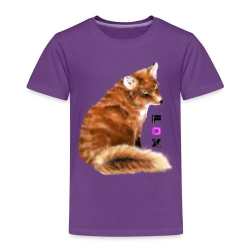 foxy 1 - Koszulka dziecięca Premium