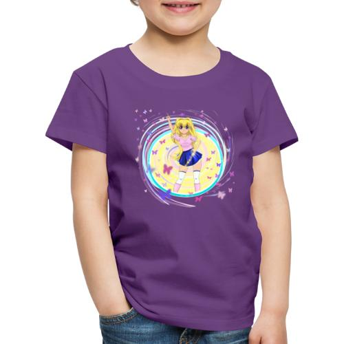 Mindy Butterfly - Kids' Premium T-Shirt