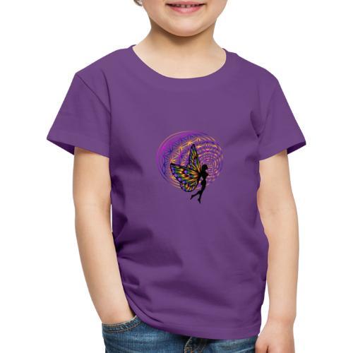 fleur de vie fée - T-shirt Premium Enfant