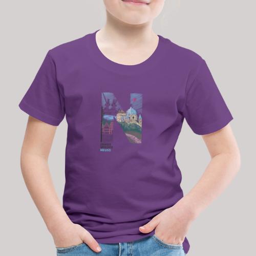 Immer wieder Neuss - Kinder Premium T-Shirt