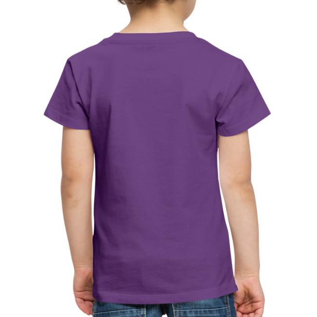 Vorschau: Außa mia nix Siaßes daham - Kinder Premium T-Shirt