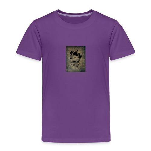 skull and crossbones 715771 340 - Kinder Premium T-Shirt