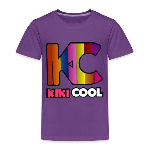 Kiki Cool - Lasten premium t-paita