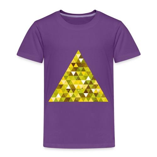Dreieck Geek Hipster Ornament Grunge Retro Vintage - Kids' Premium T-Shirt
