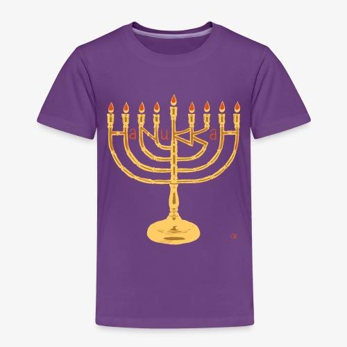 Hanukkah png - Kinder Premium T-Shirt