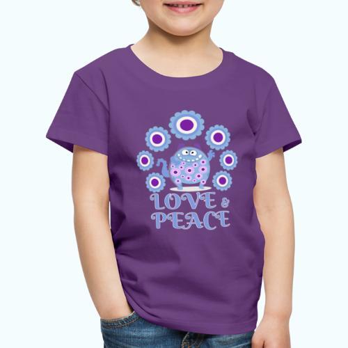 Hippie monster - Kids' Premium T-Shirt