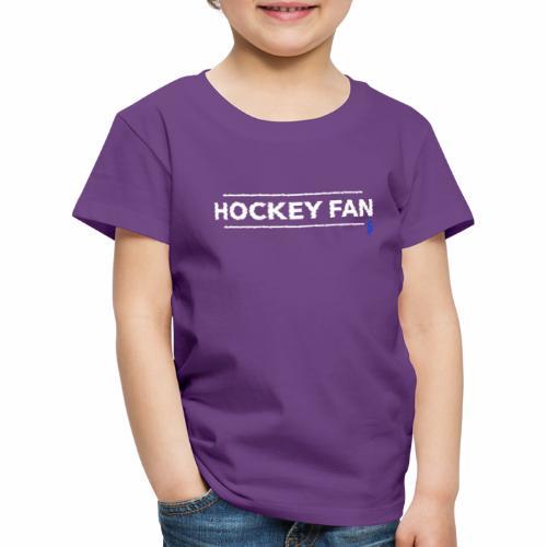 HOCKEYFAN - Kinder Premium T-Shirt