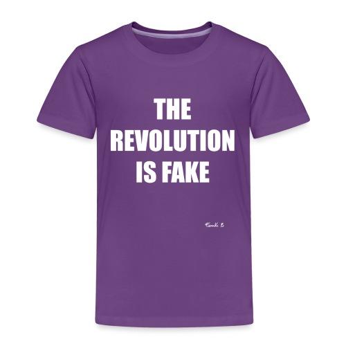 REVOLUTION FAKE - Kids' Premium T-Shirt