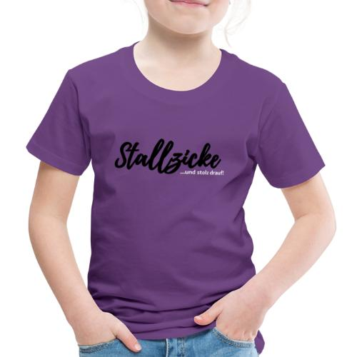 Stallzicke - Kinder Premium T-Shirt