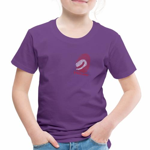 Fingerprint England - Kinder Premium T-Shirt