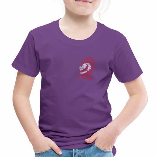 Fingerprint England - Kinder Premium T-Shirt