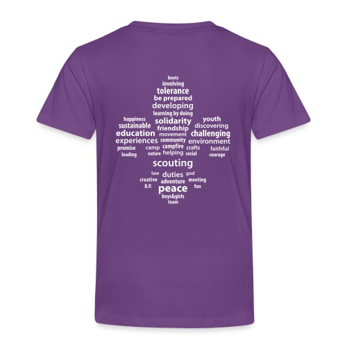 scouting is - Kids' Premium T-Shirt