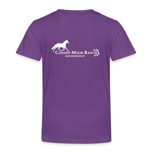 Logo_CMR_svg3F - Kinder Premium T-Shirt