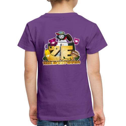 zeTerraAventuriere - T-shirt Premium Enfant