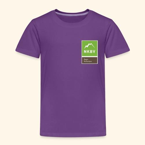 Logo Regio Rotterdam NKBV - Kinderen Premium T-shirt