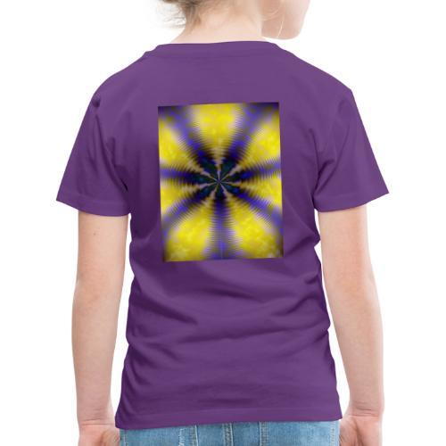 Roundon, Abstract Expressionism,Design 2018 - Kinder Premium T-Shirt