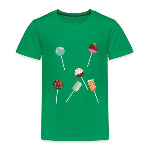 cupcake02 png - Kinder Premium T-Shirt