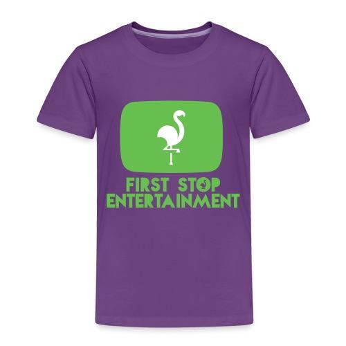 FSE Box Logo.png - Premium T-skjorte for barn