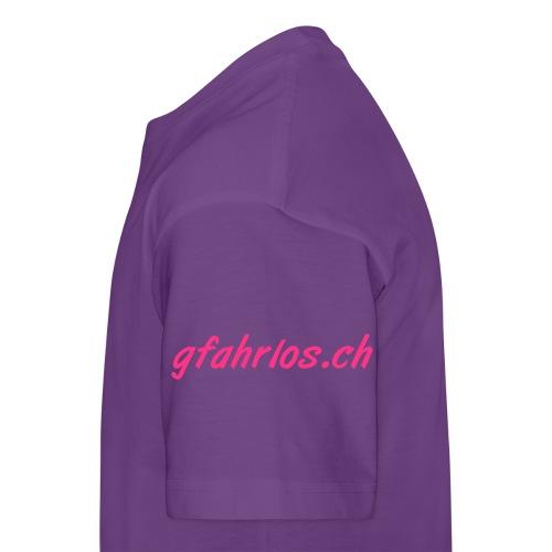 gfahrlos Webadresse - Kinder Premium T-Shirt