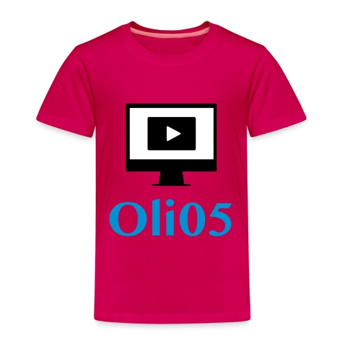 Oli05 Original logo - Premium T-skjorte for barn