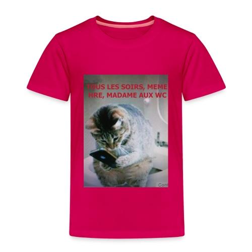 MA FEMME AH le ROYAUME des FEMMES Oui OUI - T-shirt Premium Enfant