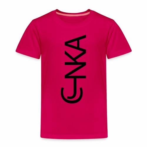 CJNKA V noir - T-shirt Premium Enfant