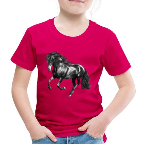 Indian Horse - Kinder Premium T-Shirt