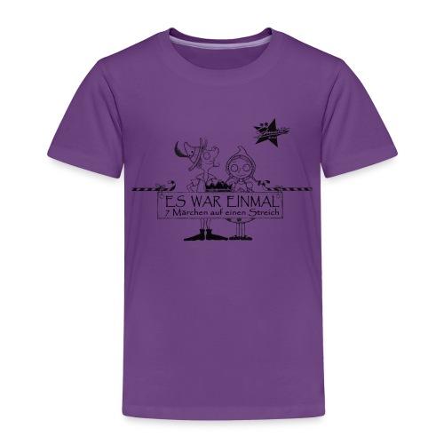ES WAR EINMAL - Kinder Premium T-Shirt