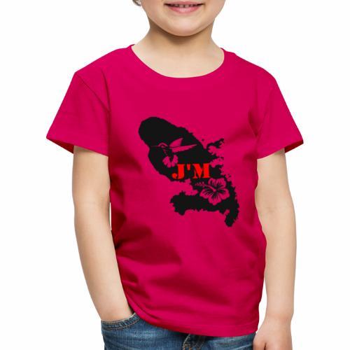 J'M La Martinique - T-shirt Premium Enfant