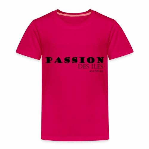 PASSION DES ILES - T-shirt Premium Enfant