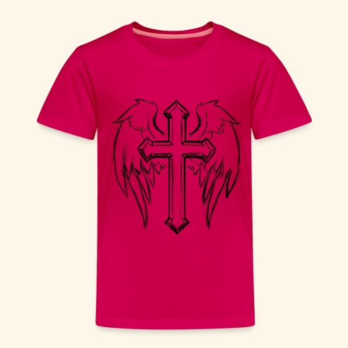 Faith and love - Kids' Premium T-Shirt