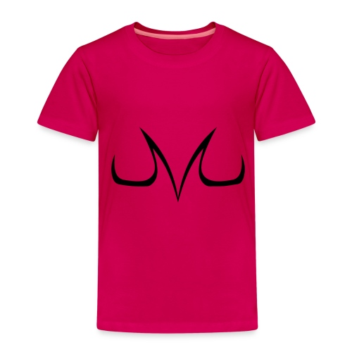 LOGO MAJIN NOIR DBZ - T-shirt Premium Enfant