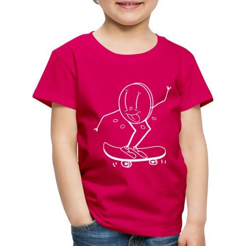 coso skate - Maglietta Premium per bambini