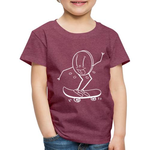 thing skate - Kids' Premium T-Shirt