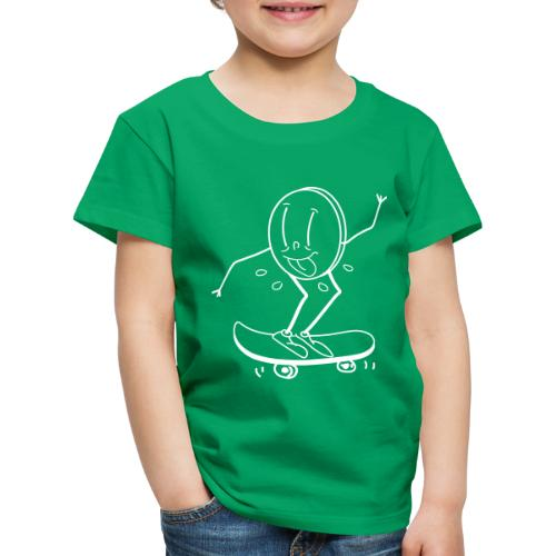 thing skate - Kids' Premium T-Shirt