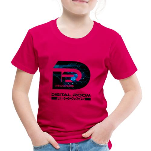 Digital Room Records Official Logo effect - Kids' Premium T-Shirt