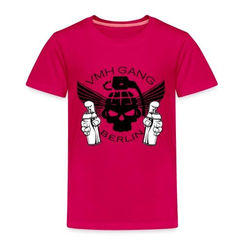 NEW VMH LOGO - Kinder Premium T-Shirt