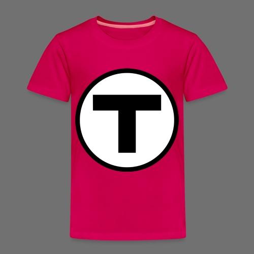 Tub3Zz - Premium T-skjorte for barn