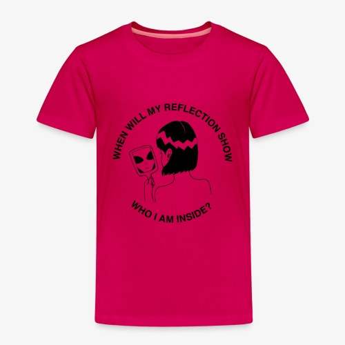 Who am I? - Kids' Premium T-Shirt