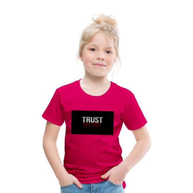 Trust, NO ONE!