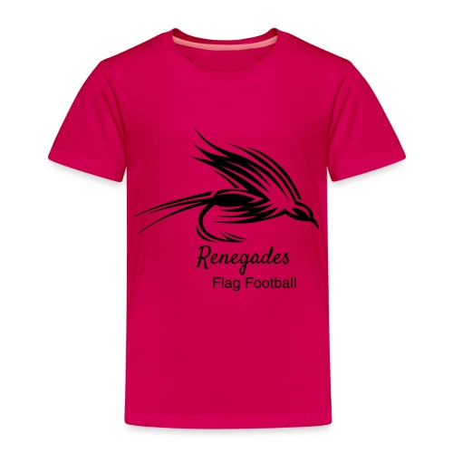 Renegades_Black_Schrift P - Kinder Premium T-Shirt