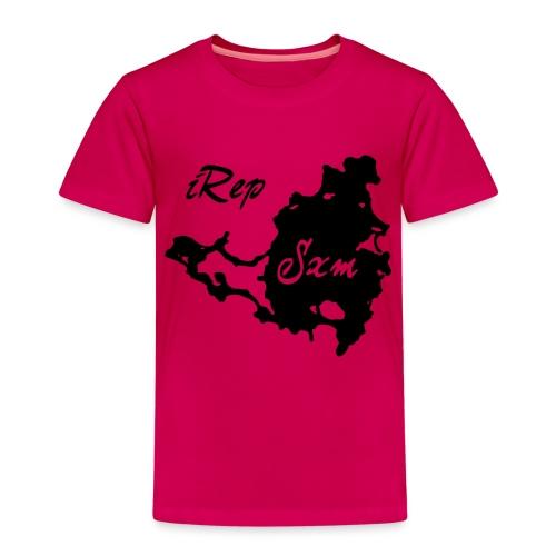 iRep Sxm Front vector - Kinderen Premium T-shirt