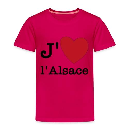 jaimealsace - T-shirt Premium Enfant